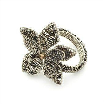 #Indigo napkin ring