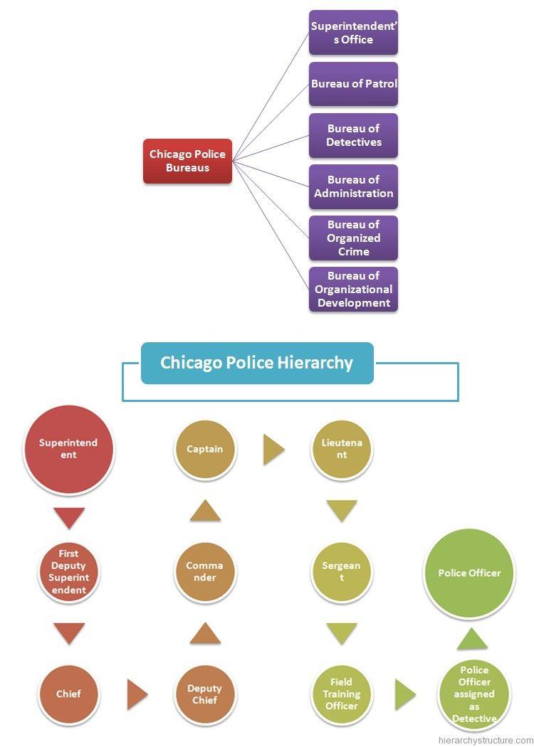 Chicago Police Hierarchy Hierarchy Police Chicago