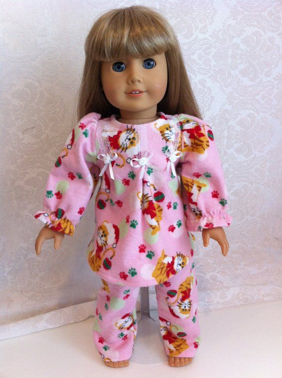 fits American girl /& bitty BABY ALIVE  DOLL CLOTHES  TERRY ROBE BABY pink