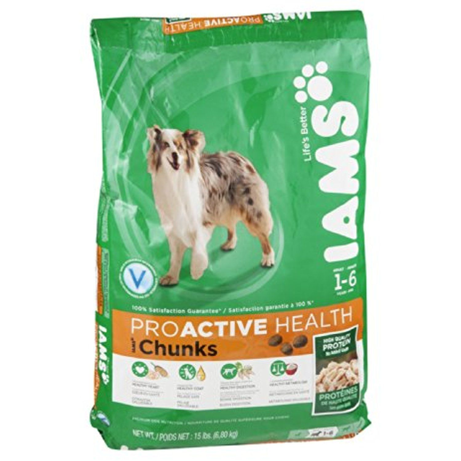 Iams Chunk Dog Food You Can Click Image To Review More Details This Is An Affiliate Link And I Receive A Co Iams Dog Food Eukanuba Dog Food Dog Food Brands