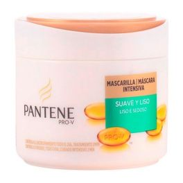 Pantene - SUAVE Y LISO mascarilla 200 ml
