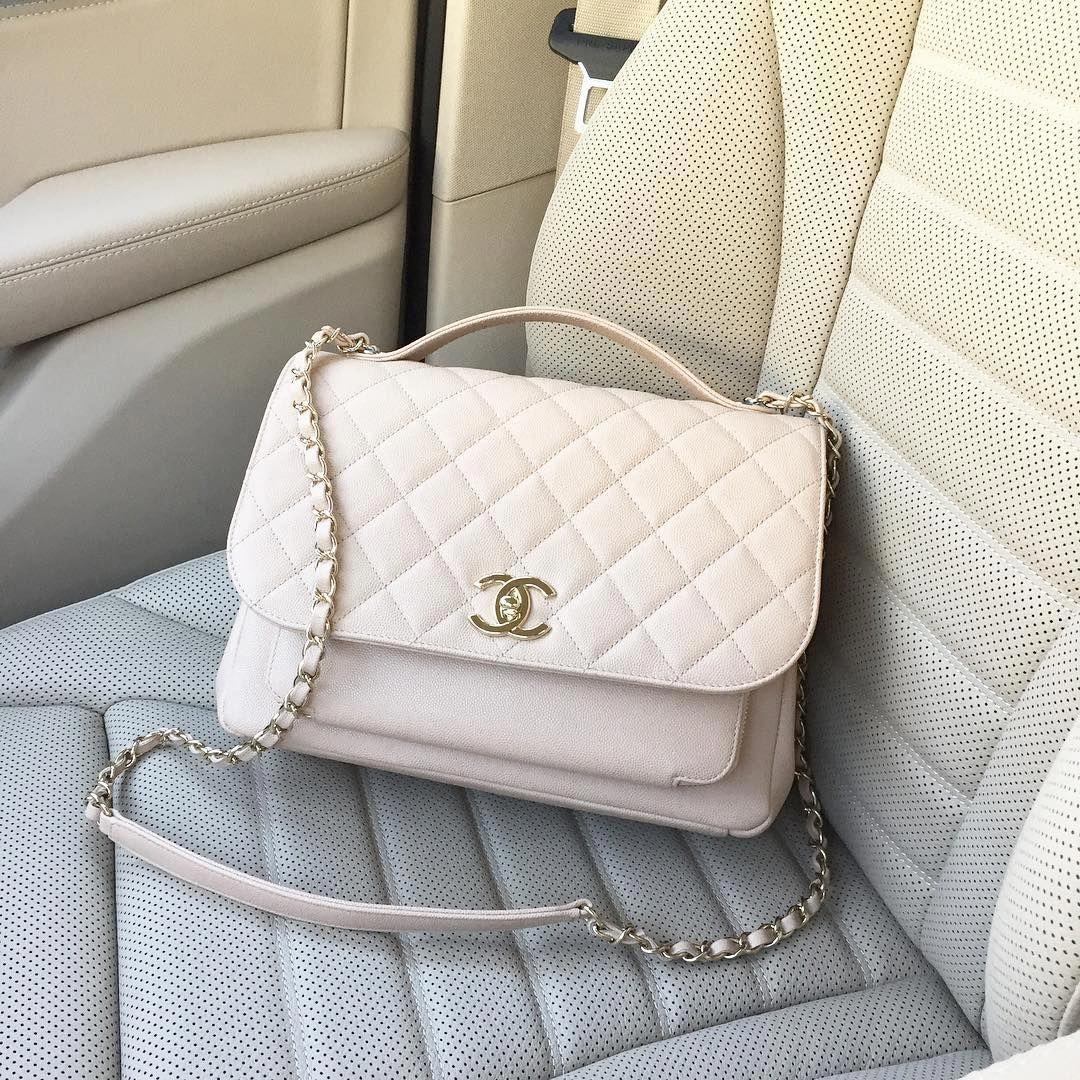 e4aa8893addea Chanel Business Affinity Bag  shoes  pursesandbags