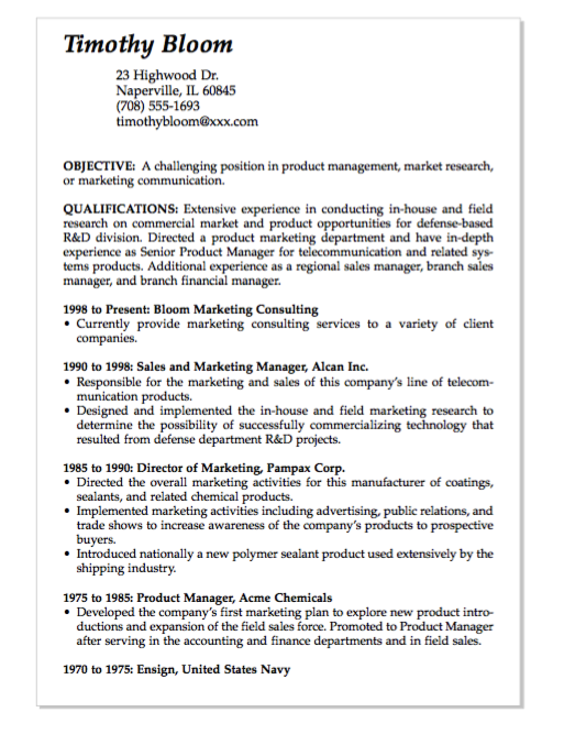 Example Of Marketing Communication Resume Examples Resume Cv