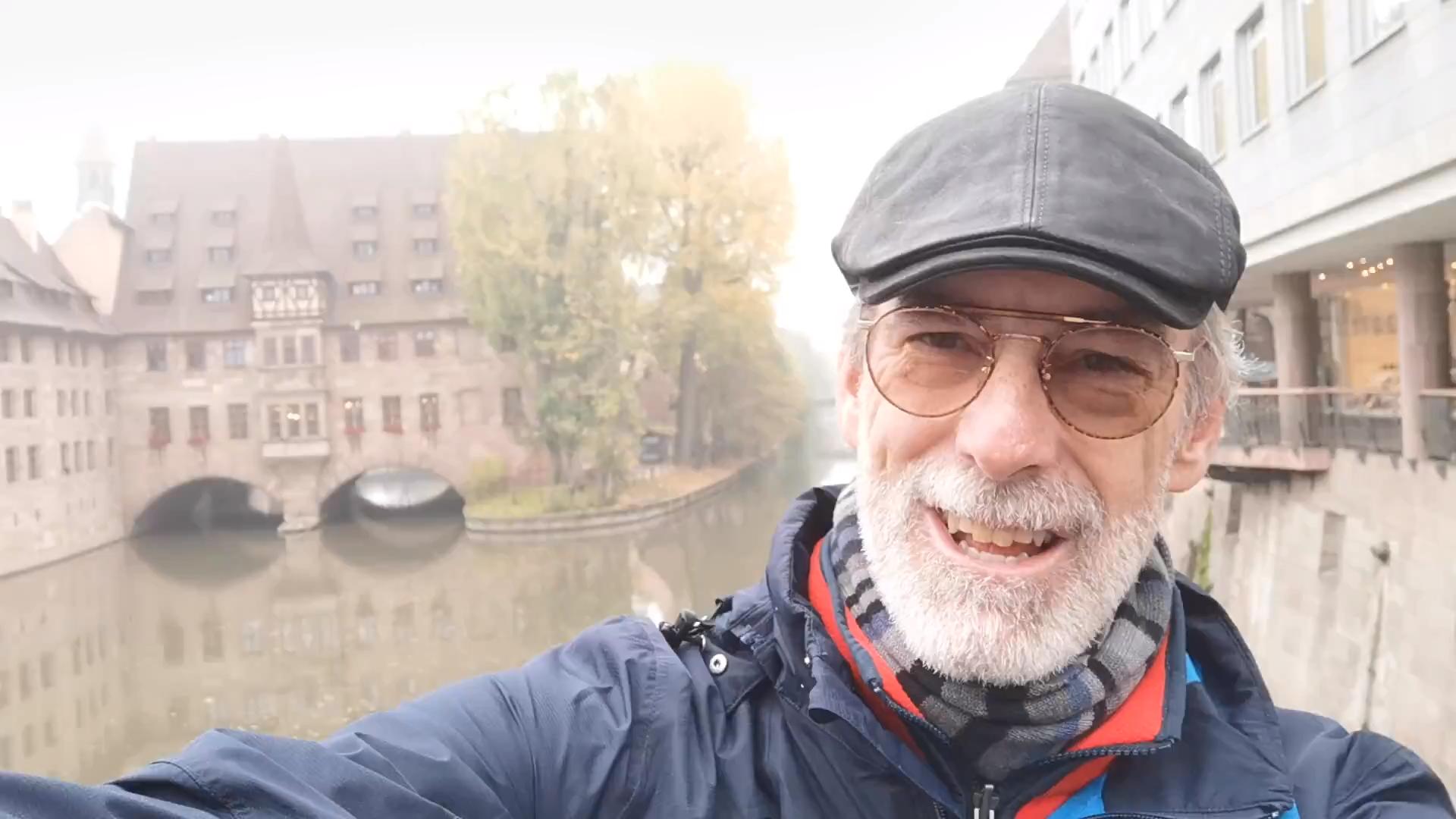 #Nuremberg Tours in English with #HappyTourCustomers having fun during my Nuremberg Old Town Walking Tour