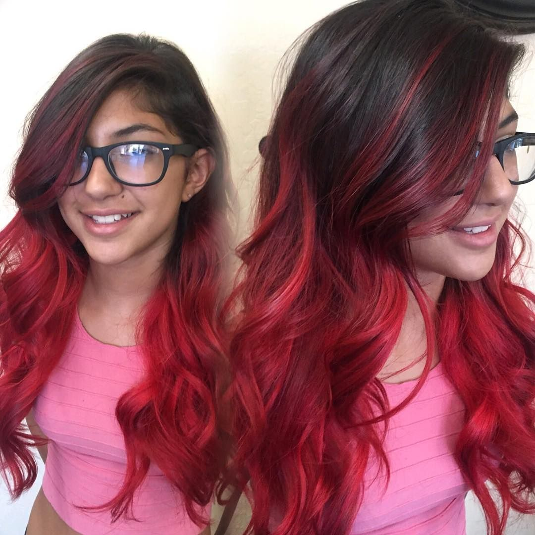 35 Brilliant Bright Red Hair Color Ideas Looks Guaranteed To Stop Traffic Check More At Http Hairstyl Bright Red Hair Bright Red Hair Color Red Hair Color
