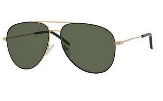15f3a8d22 YSL Classic 11 Aviator Sunglasses in Black Rose Gold | YSL Products ...