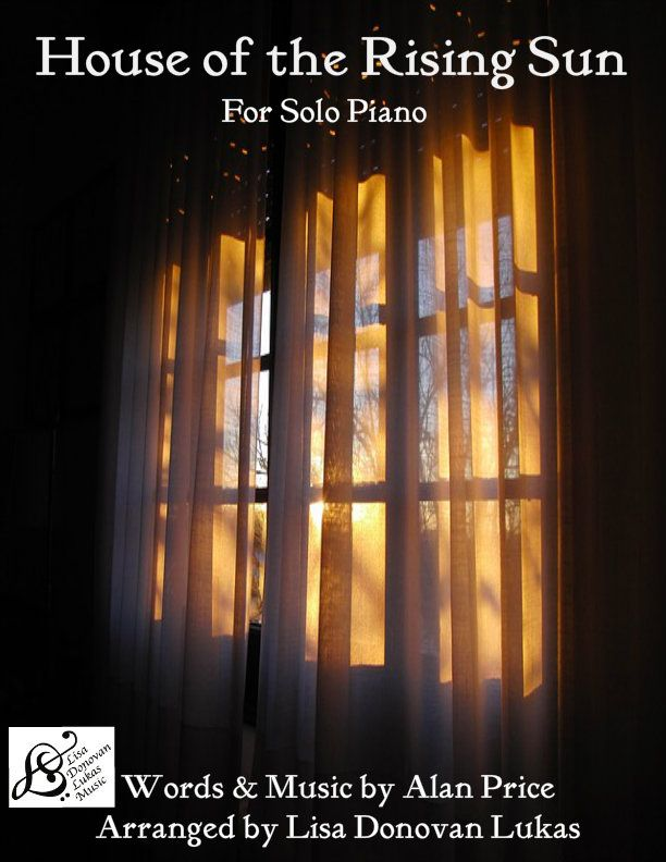 This Is An Original Solo Piano Arrangement Of The Timeless And