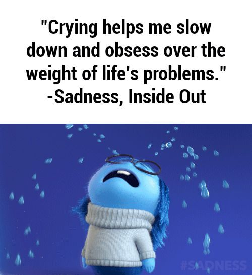 Inside Out Sadness Quotes Daily Inspiration Quotes