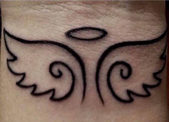 Tatuajes De ángeles Para Mujer Diseños Increibles Tatuajes Para