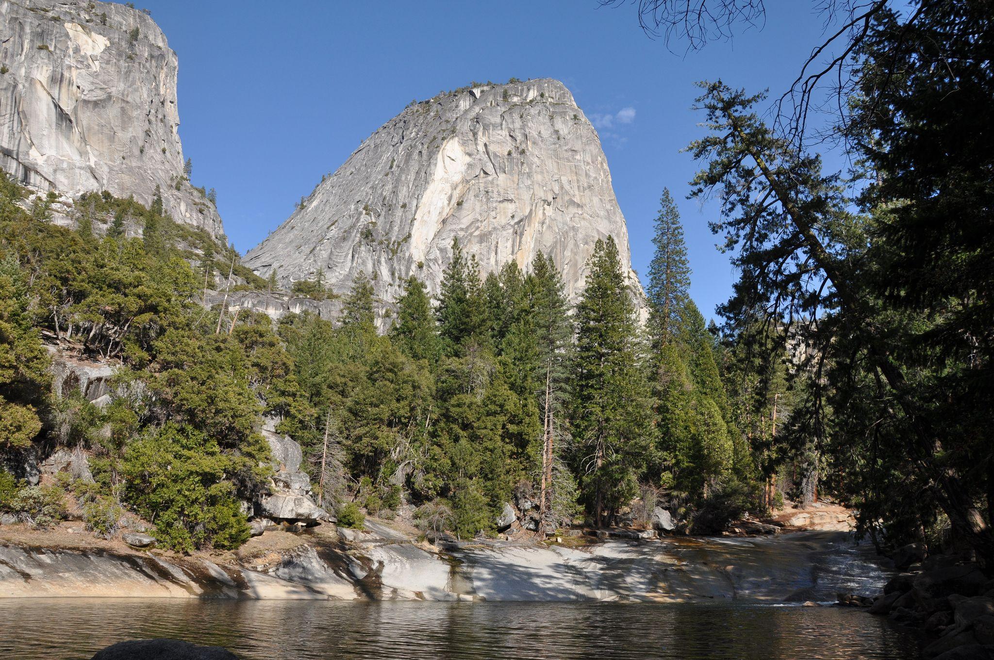 Yosemite National Park | File:Emerald Pool, Yosemite National Park.jpg - Wikimedia Commons