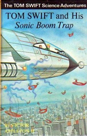Image result for tom swift and his sonic boom trap
