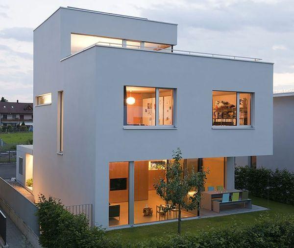 Maison cubique maisons modernes cuniques