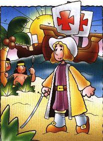 Dia De La Hispanidad Dia De La Hispanidad Cristobal Colon Para