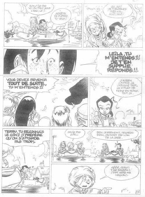 """""""SEULS"""" par Bruno Gazzotti au dessin et Fabien Vehlmann au scénario"""