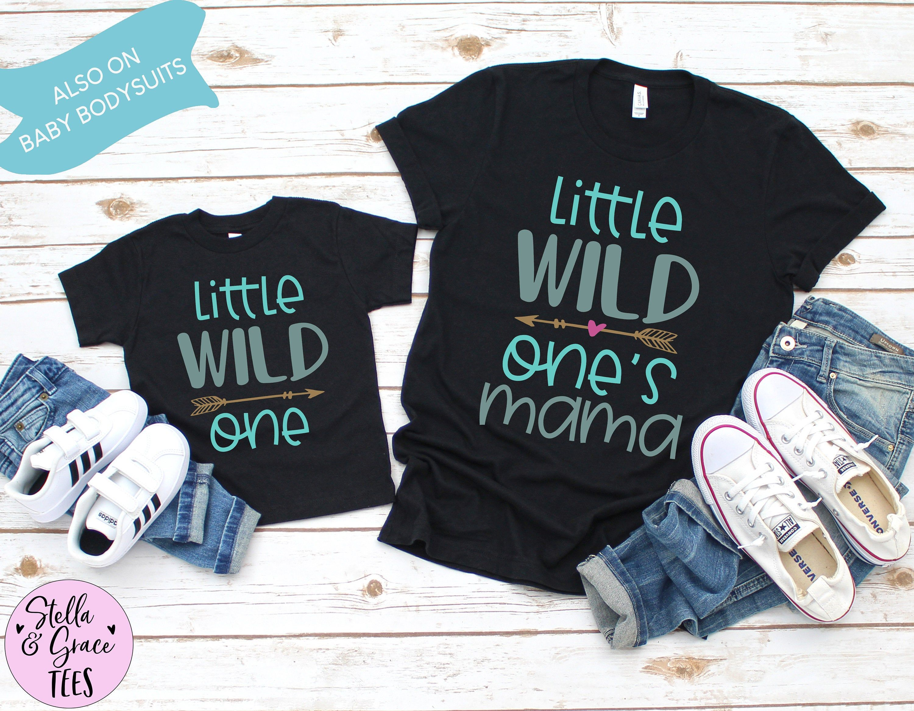 Wild One Mommy and Me Shirts   Little Wild One Shirt   Little Wild ...