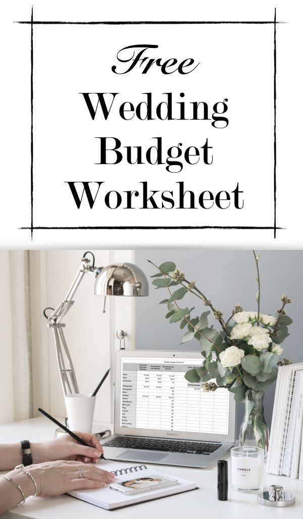 Plan your dream wedding AND stay in budget Say what!? We\u0027ve fought - Wedding Budget Excel Spreadsheet