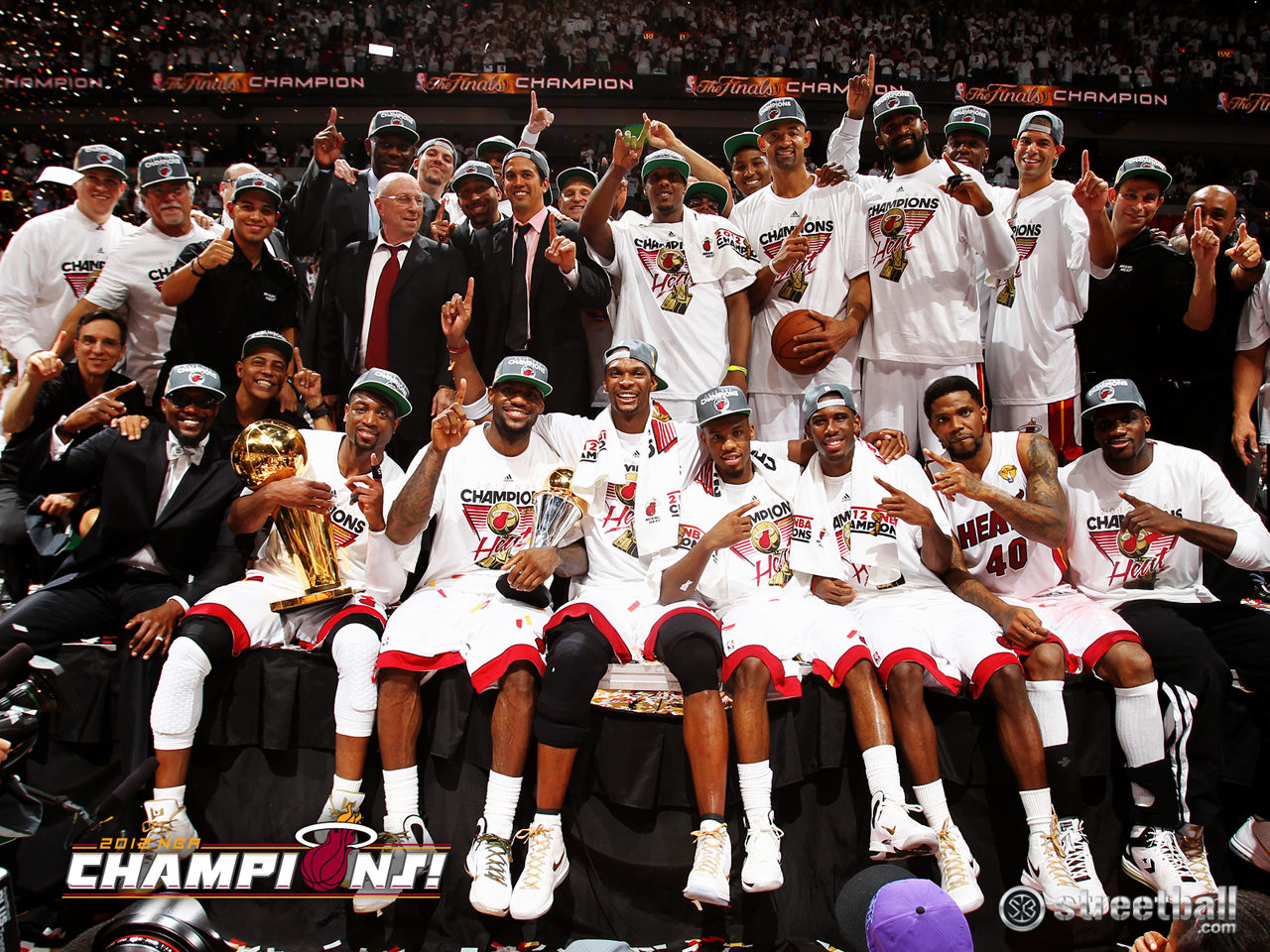 on this site you will found latest news scores and also highlights as you know miami heat was last year champions in nba ligue