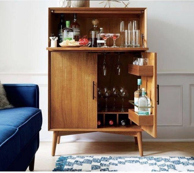 Bar Cabinet Modern Bar Cabinet Mid Century Bar Cabinet Bar