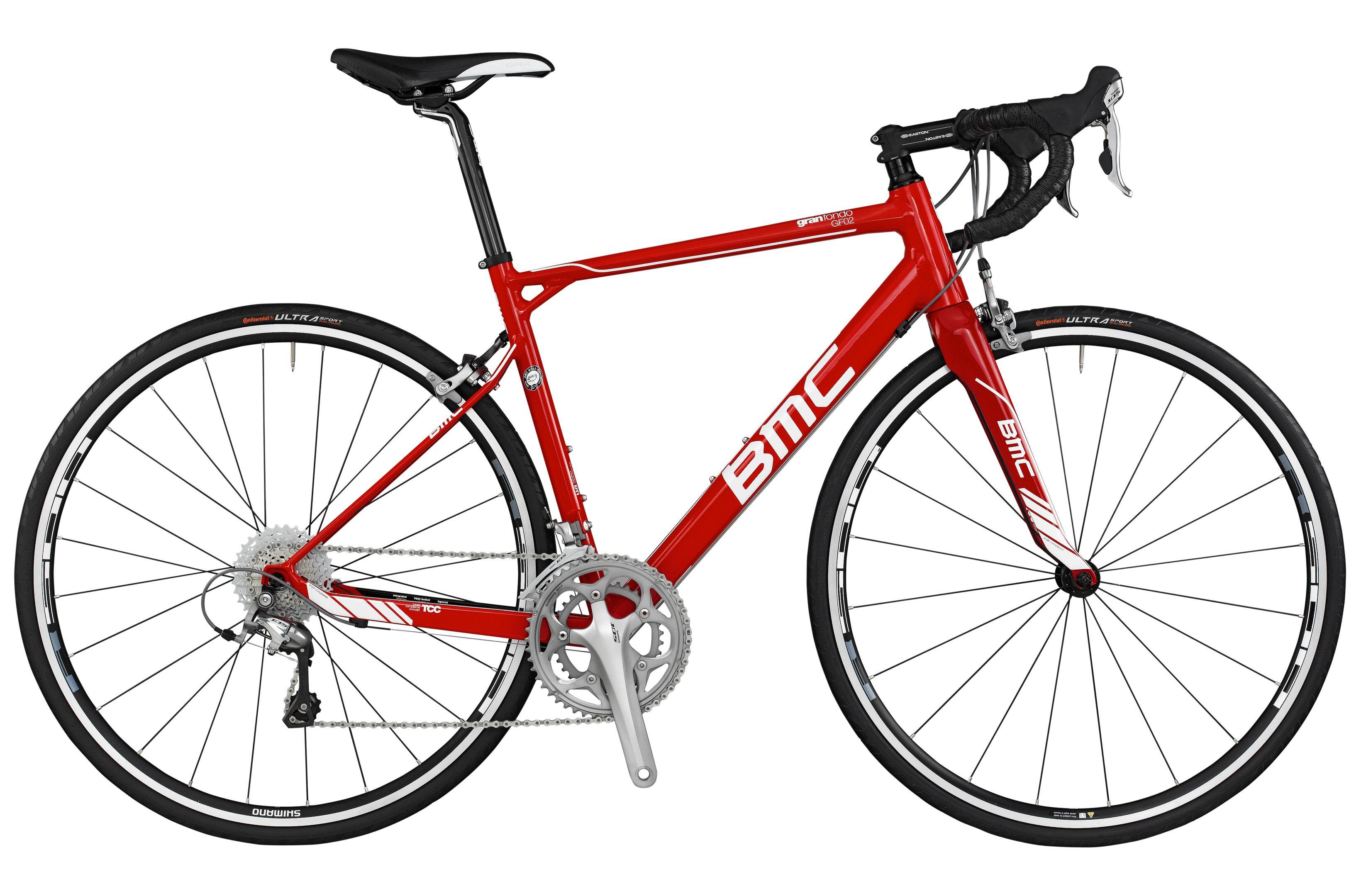 Bmc Granfondo Gf02 105 Compact 2013 Road Bike Bike Road Bike