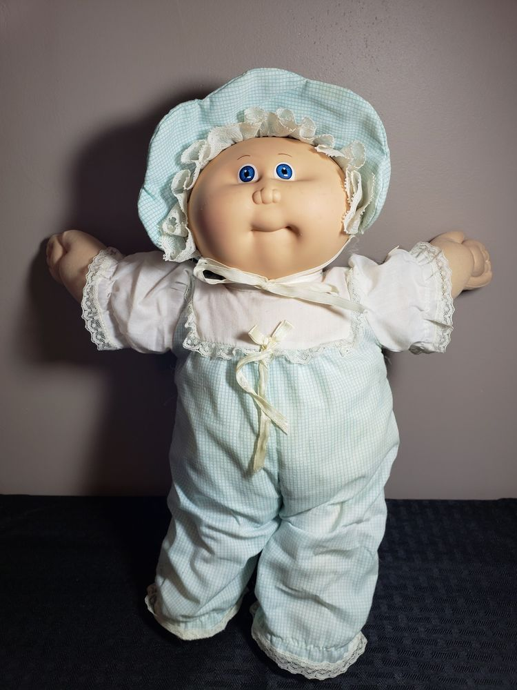 Vintage Doll Baby Cabbage Patch  Doll Head only