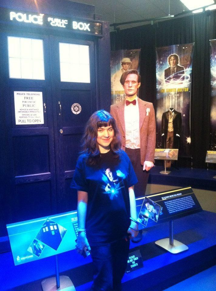 doctor who sites in london