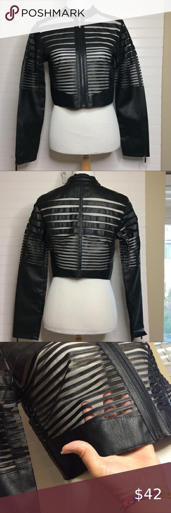 Yoki Jacket Outerwear Collection Black Medium Unique Leather Jacket Black Faux Fur Jacket Womens Quilted Jacket [ 1740 x 580 Pixel ]