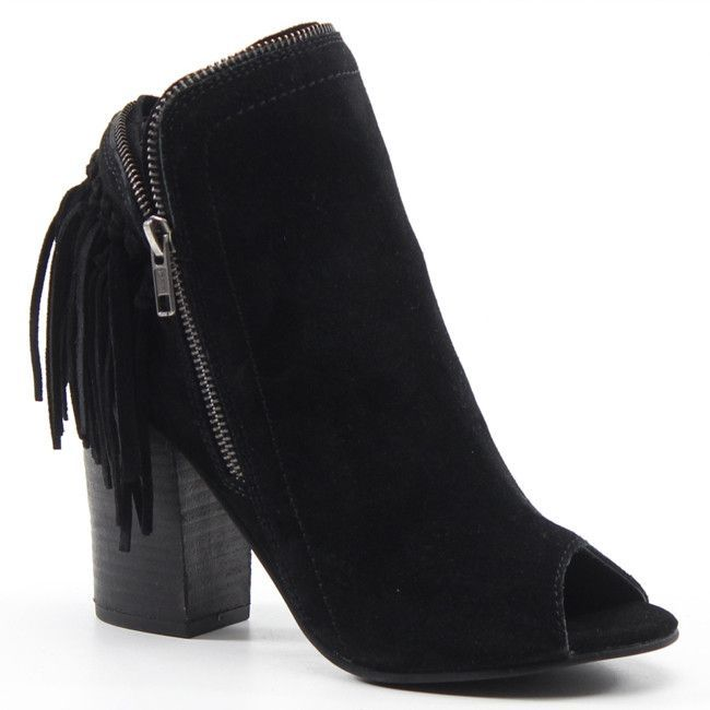 cffc315d29 Diba True Shoes I Conic 3.5 Inch Heels Suede Boots