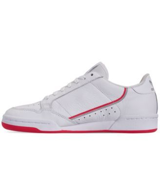 40515642957f9 adidas Women s Originals Continental 80 Casual Sneakers from Finish Line -  White 7.5
