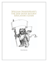 William Shakespeare's The Jedi Doth Return educators guide