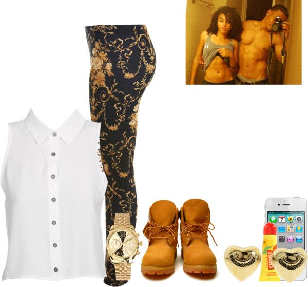 """""""Bored."""" by missesbasketball on Polyvore"""