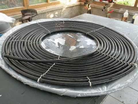 Chauffe eau solaire fabrication maison ventana blog - Fabriquer panneau solaire piscine ...