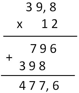 Pagina De Ejercicios De Multiplicacion Y Division De Decimales Decimal Multiplicación De Decimales Multiplicacion