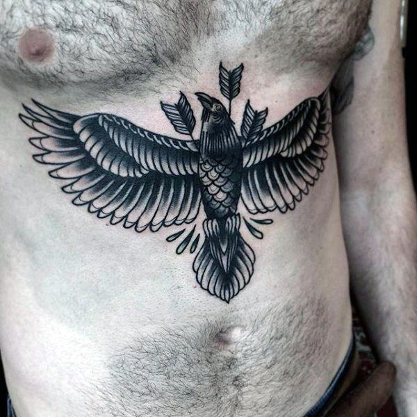 Top 103 Best Stomach Tattoos Ideas 2020 Inspiration Guide Stomach Tattoos Tattoos For Guys Bird Tattoo Men