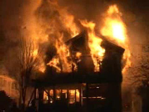 CHICAGO,IL 2-11 BOX ALARM-FULLY INVOLVED HOUSE FIRE
