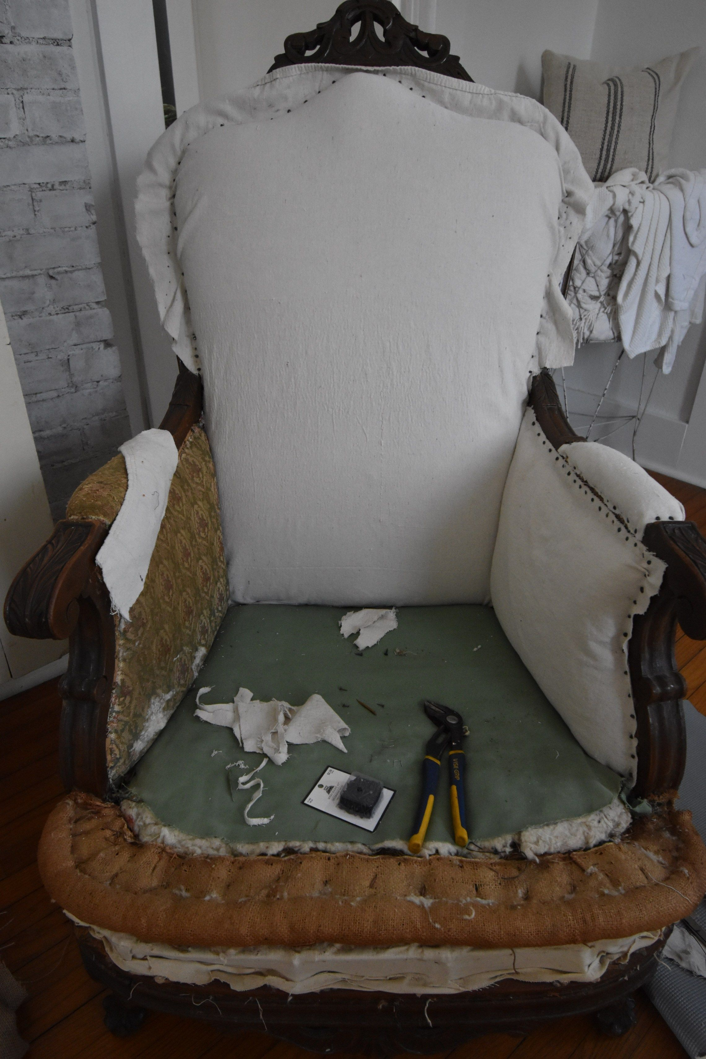 How To Deconstruct A Chair Deconstructed Chair