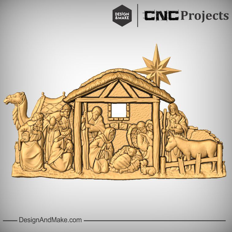 Christmas Clipart #cnc #christmas #christmasprojects