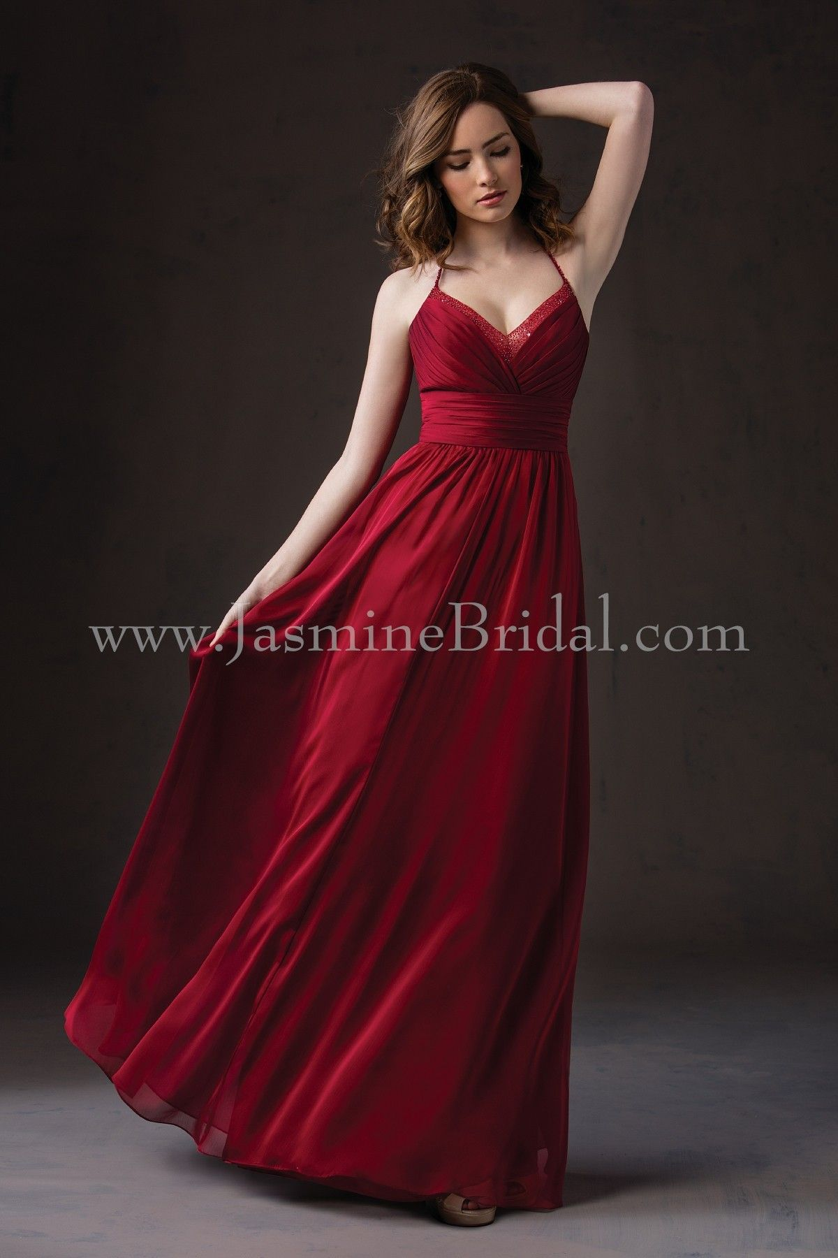 Jasmine bridal bridesmaid dress belsoie style l184059 in berry jasmine bridal bridesmaid dress belsoie style l184059 in berry ombrellifo Images