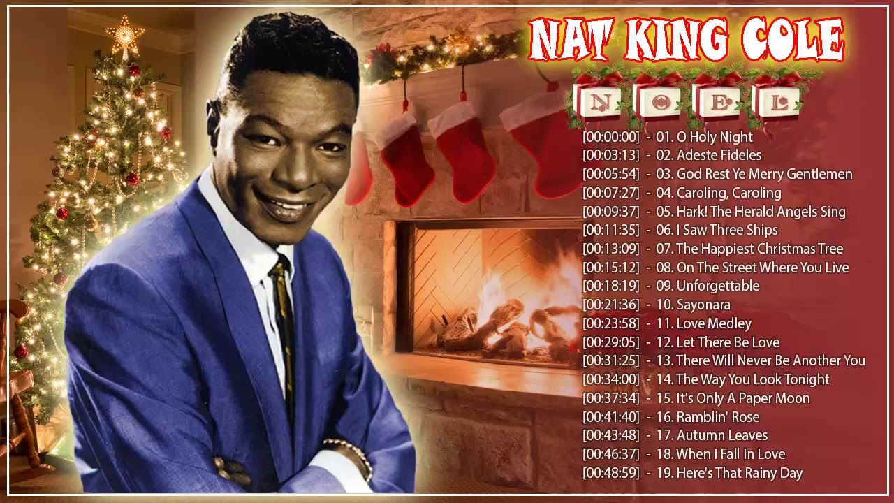 Christmas Albums 2019.Nat King Cole Christmas Album 2019 Nat King Cole Christmas