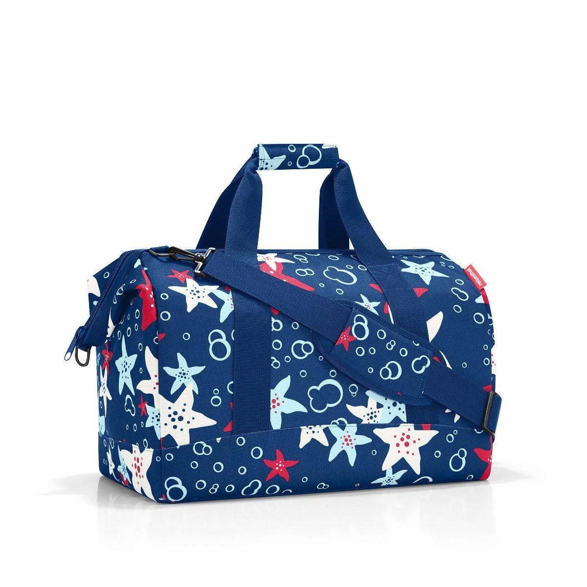 827e8bbcff1 Reisenthel Allrounder M Reistas Sporttas - Polyester - Maat M - 18L - Spots  Navy Blauw   Wishlist - Travel bags, Travel en Bags