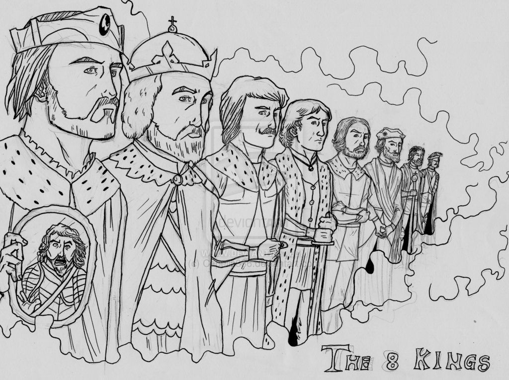 macbeth theme of kingship Throughout the play we see many of shakespeare's ideas on the topic and theme of kingship but also what he thought the qualities a man should have to rule his country macbeth is a play about.
