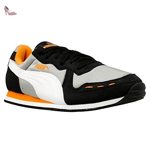 Modern Soleil Quill, Sneakers Basses Femme, Noir Black White 02, 39 EUPuma