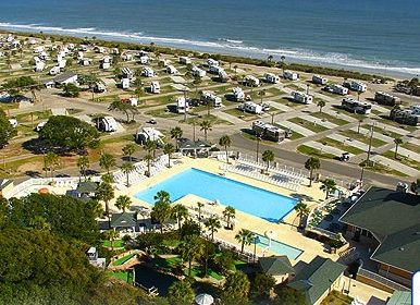 Ocean Lakes Properties In Myrtle Beach South Carolina We Ed A House Across From The Oceanfront But There Is Room Enough For Cottages