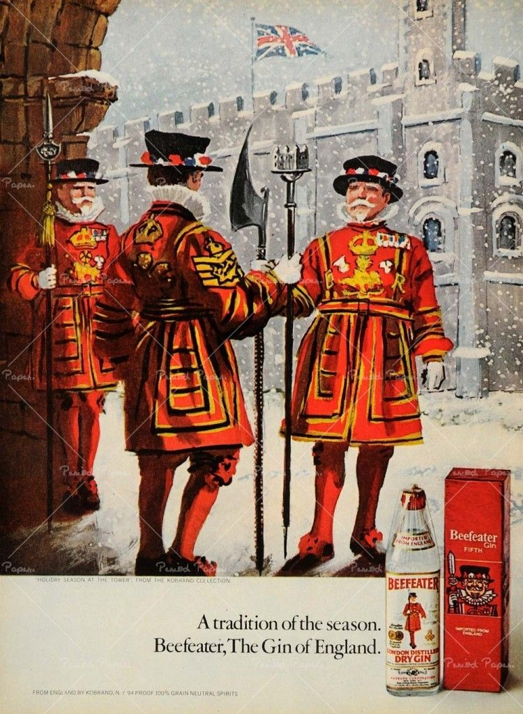 Beefeater Gin - Gin Foundry