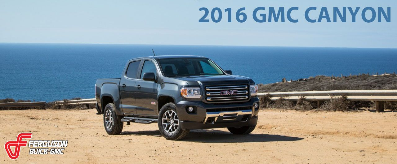 2016 Gmc Canyon Gmc Canyon 2016 Gmc Canyon Gmc