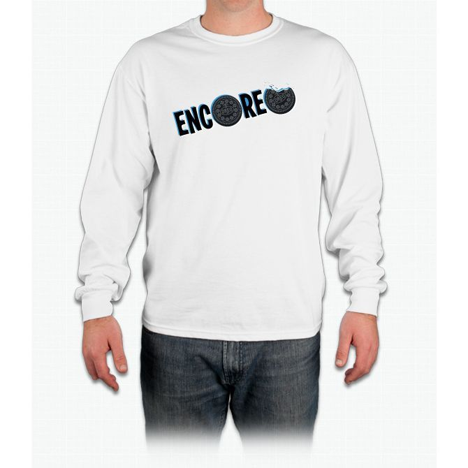 Enc-oreo Twenty One Long Sleeve T-Shirt