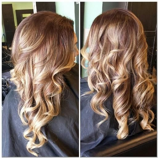 Ombre baylage