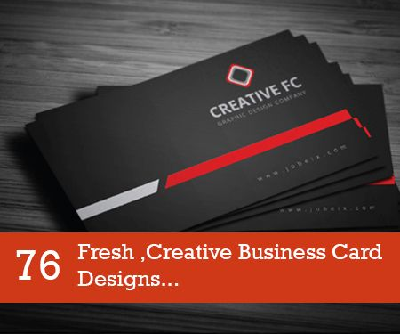 76 Fresh Creative Business Card Designs For Inspiration Business Cards Creative Business Card Design Creative Business Card Design