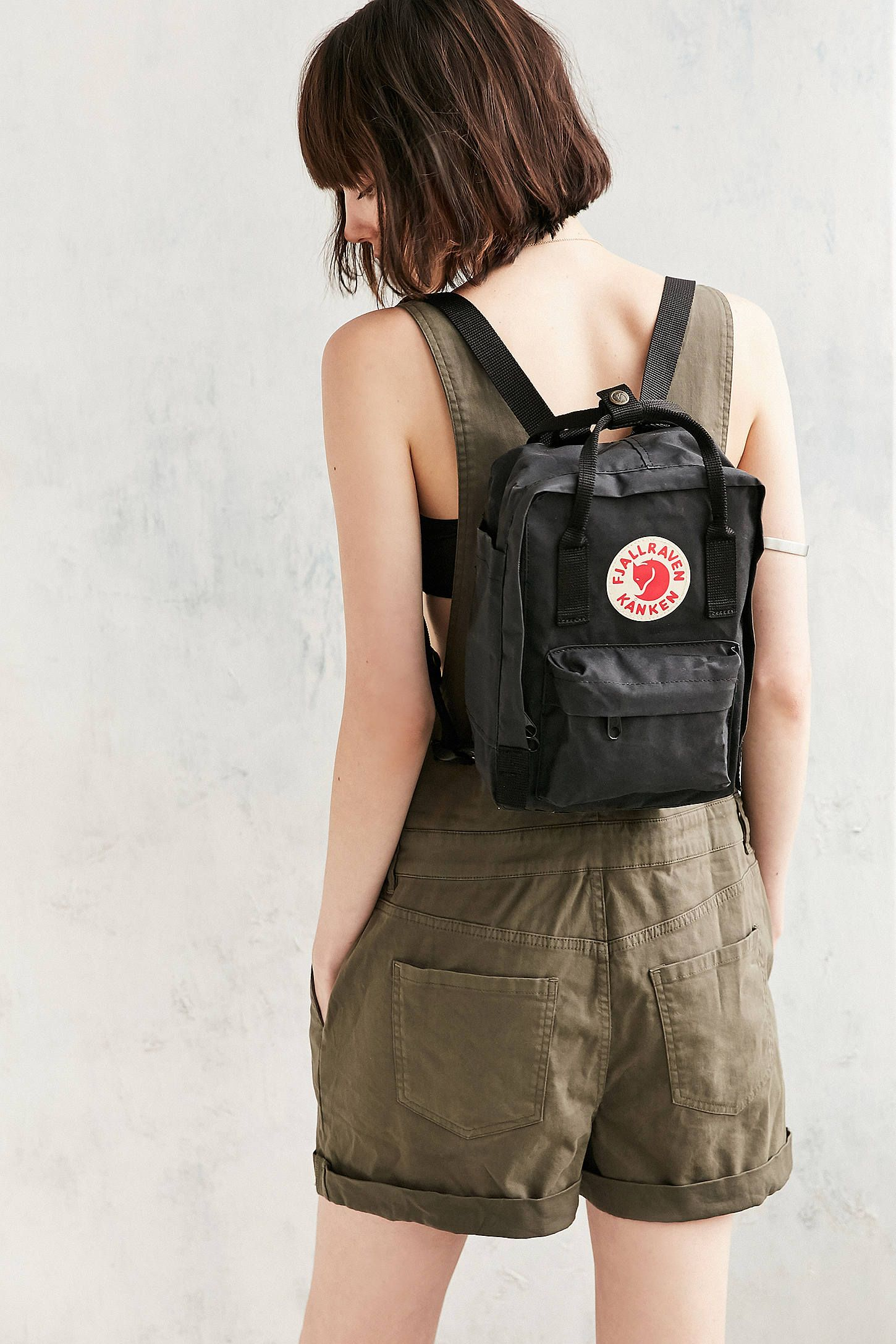 c1879997c447 Shop the Fjallraven Kanken Mini Backpack and more Urban Outfitters at Urban  Outfitters. Read customer reviews
