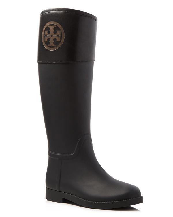 7c727ab6bed4 Tory Burch Classic Rain Boots
