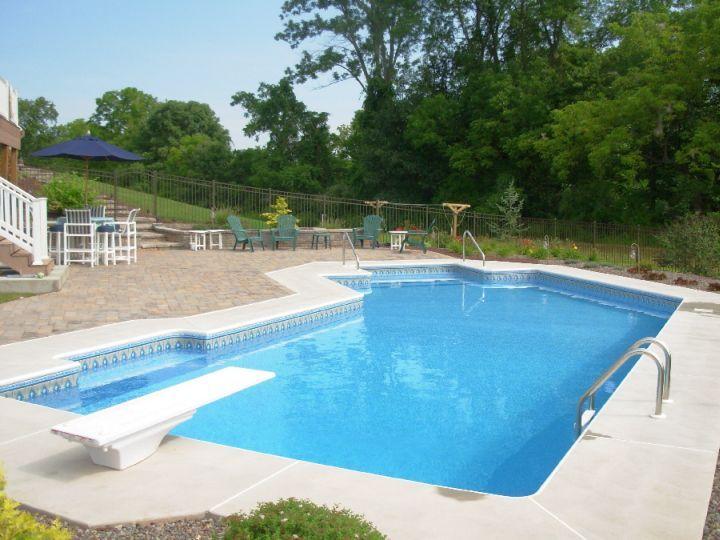 20 Lazy L Pool Designs In Backyard Decoration Ideas Swimming